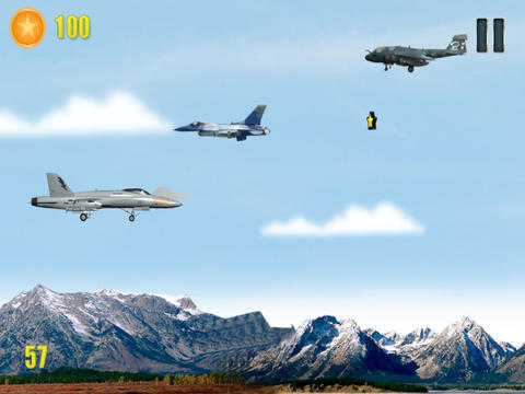 Air Combat Rivals In War - Jet Fighter War Game screenshot 8