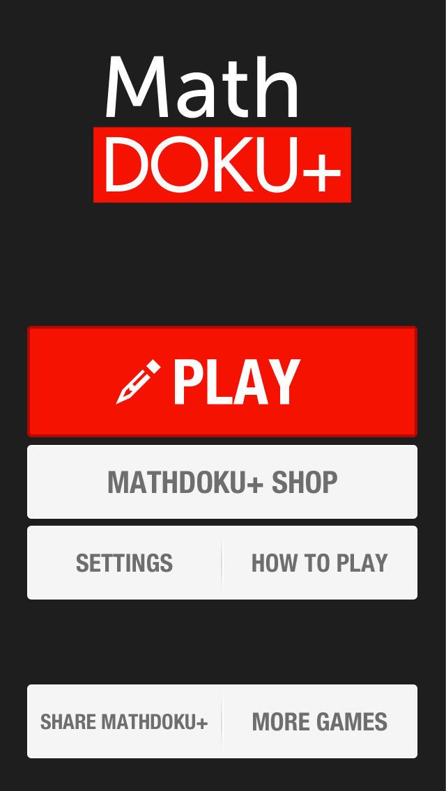 Mathdoku+ Sudoku Style Math & Logic Puzzle Game screenshot #4
