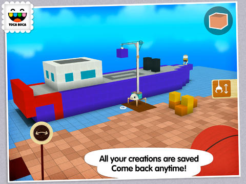 Toca Builders screenshot 9