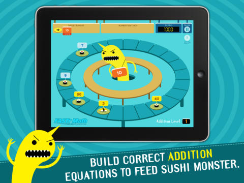 Sushi Monster screenshot 8