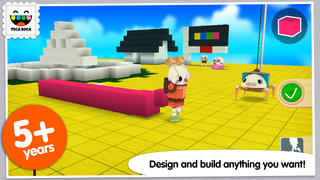 Toca Builders screenshot 1