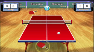 Epic Table Tennis Free - Virtual Ping Pong screenshot 2