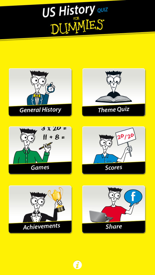 US History Quiz for Dummies screenshot 1