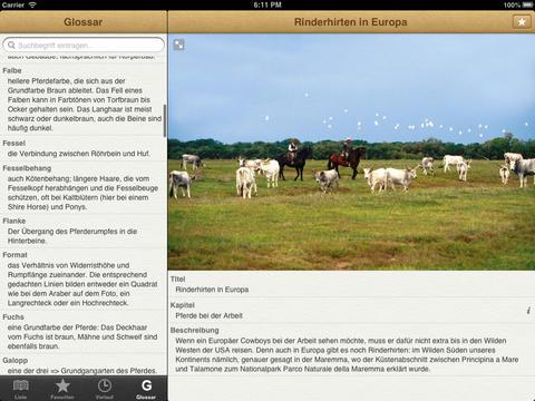 1000 Pferde aus aller Welt screenshot 9