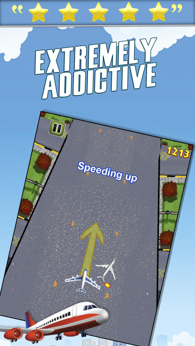 Wild AirPlane Ride screenshot 2
