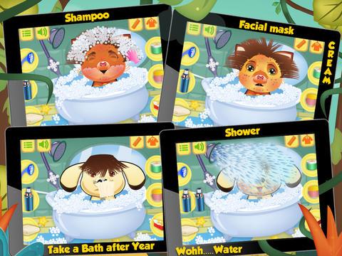 Pet Salon: Hair Spa,Makeover,Facial,Makeup & Dressup screenshot 10