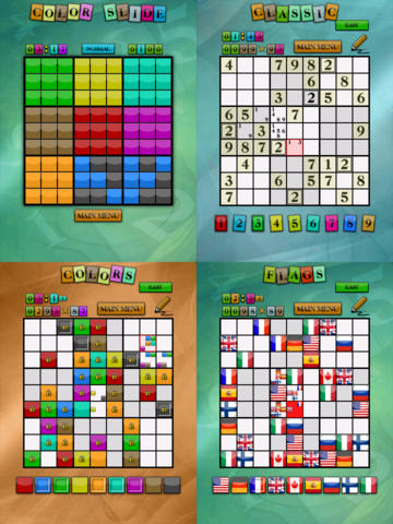 Sudoku Game Collection HD Pro - Logic Brain Trainer Puzzle Pack screenshot 6