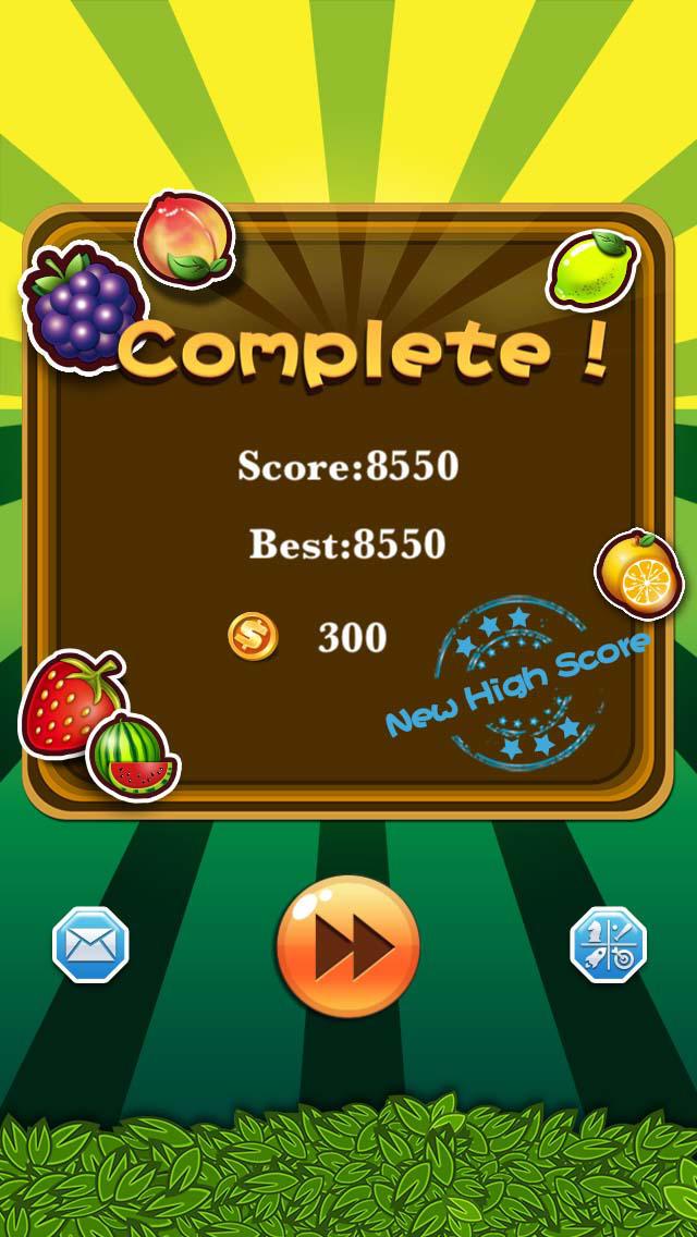 Fruit Crush Pro screenshot 3