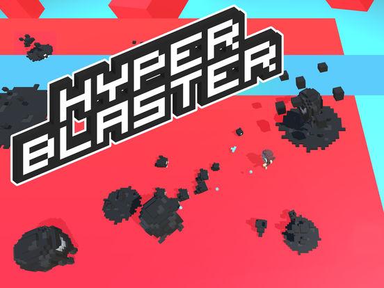 Hyper Blaster screenshot #1