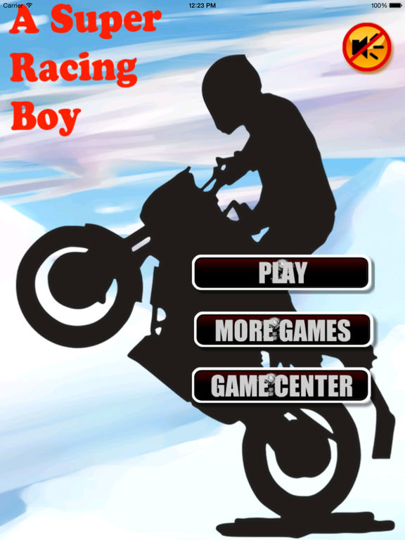 Super Racing Boy Pro - Motorcycle Faster In a Hill screenshot 6