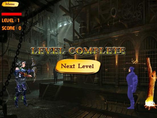 Bow And Arrow Heroine - Super Game screenshot 7
