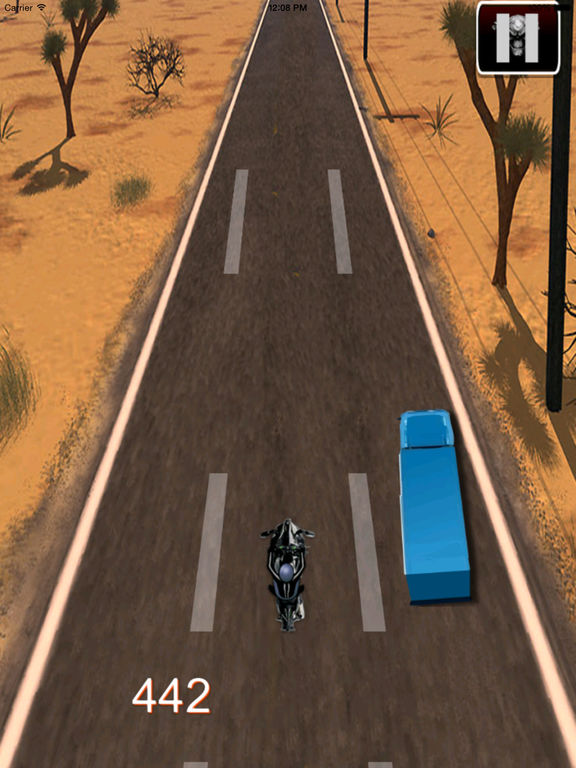 Super Racing Boy Pro - Motorcycle Faster In a Hill screenshot 9