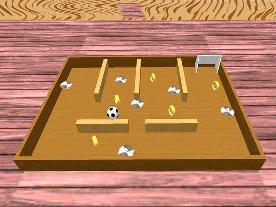 Teeter Labyrinth Pro : Best Tilt Maze Board Ball Saving Game screenshot 5