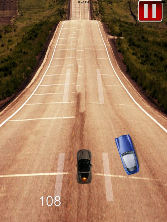 Car Lethal Highway Force - Unlimited Speed Amazing screenshot 8