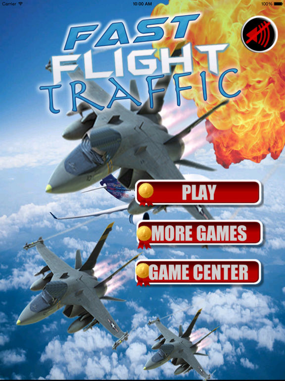 A Fast Flight Traffic - A Speed Airplane Fun screenshot 6