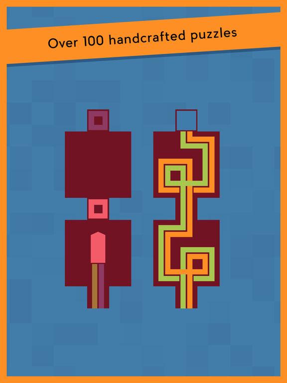 Twisted Lines – Mind-twisting Puzzles screenshot 7