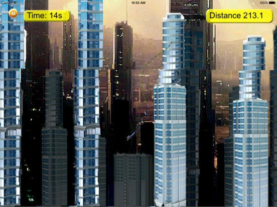 A Dusk Rope Hero PRO - A City Flying screenshot 8
