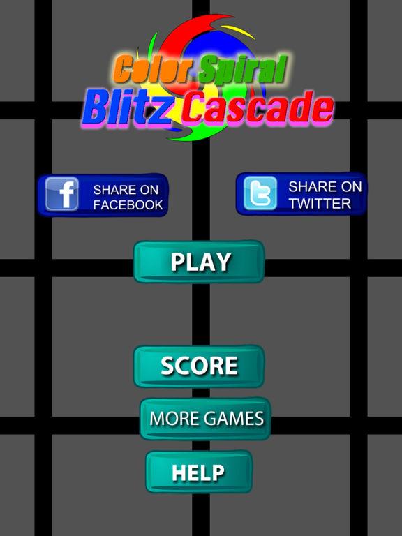 Color Spiral Blitz Cascade Pro - A Colorful Game screenshot 6