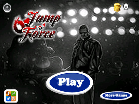 A Jump By Force - Awesome Real Style Game screenshot 6