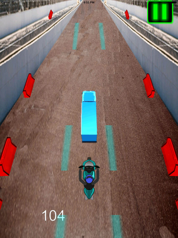 A Fast Motorcycle Racing Fury Pro - A Lighted Track screenshot 7