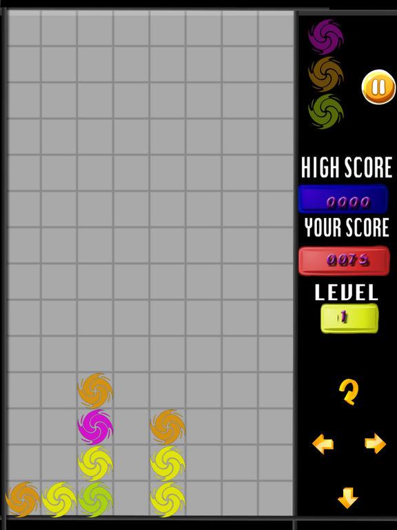 Color Spiral Blitz Cascade Pro - A Colorful Game screenshot 7