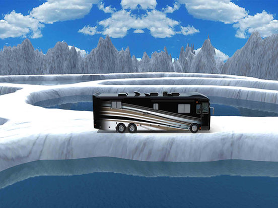 Bus Parking 3D : Real Simulation Drive Free screenshot 9
