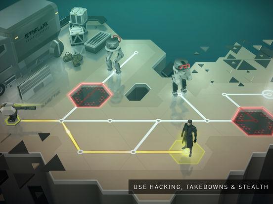 Deus Ex GO screenshot 7