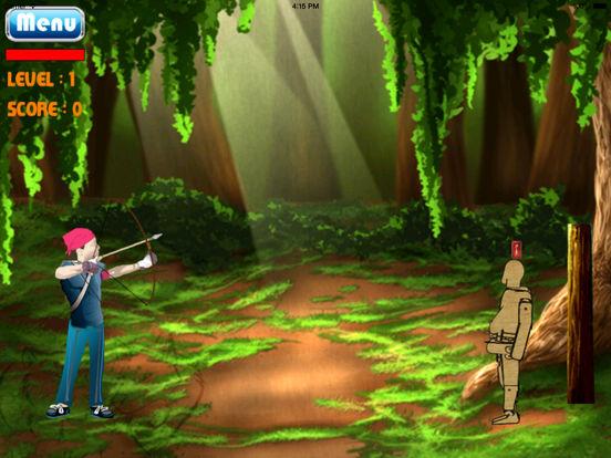 Archer Warrior Of Darkness - Arrow Amazing Game screenshot 7