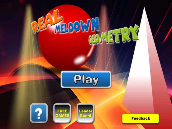 Real Meld Geometry  : Jump Ball PRO screenshot 7