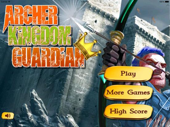 Archer Kingdom Guardian PRO - Addicting Bow Game screenshot 6