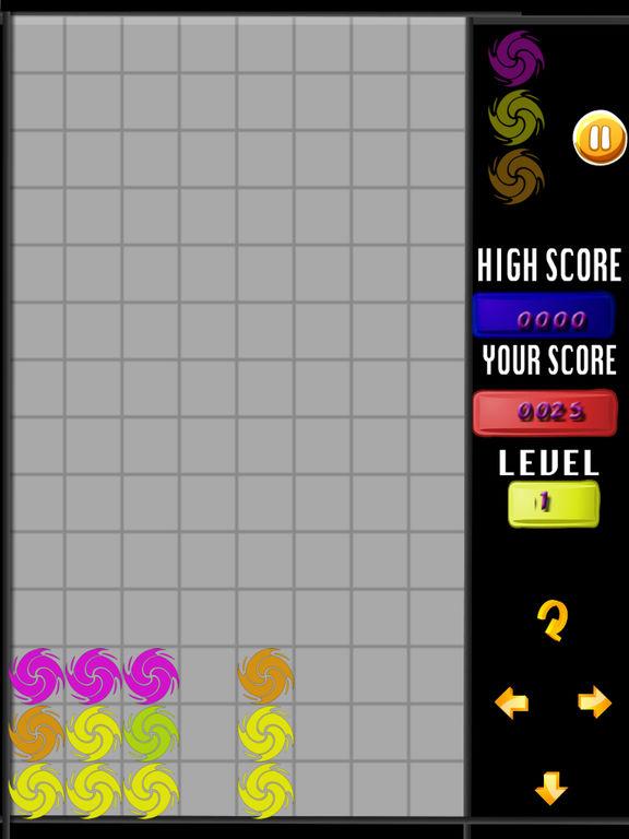 Color Spiral Blitz Cascade Pro - A Colorful Game screenshot 9