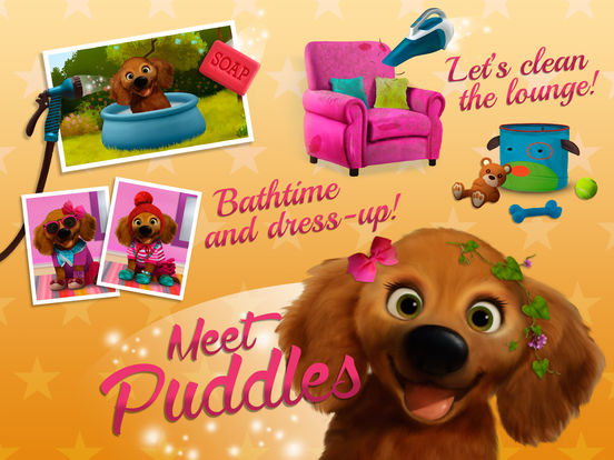Puppy Dog Playhouse - Meet the Puppies screenshot 8