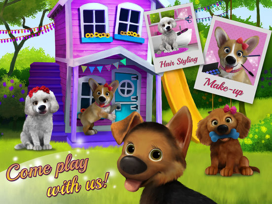 Puppy Dog Playhouse - Meet the Puppies screenshot 10