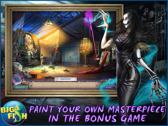 Subliminal Realms: The Masterpiece HD - A Hidden Object Mystery screenshot 4