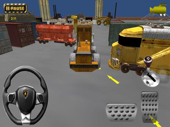 Truck Parking Simulation 3D screenshot 10