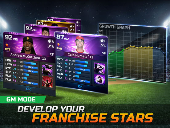 MLB 9 Innings Manager screenshot 10