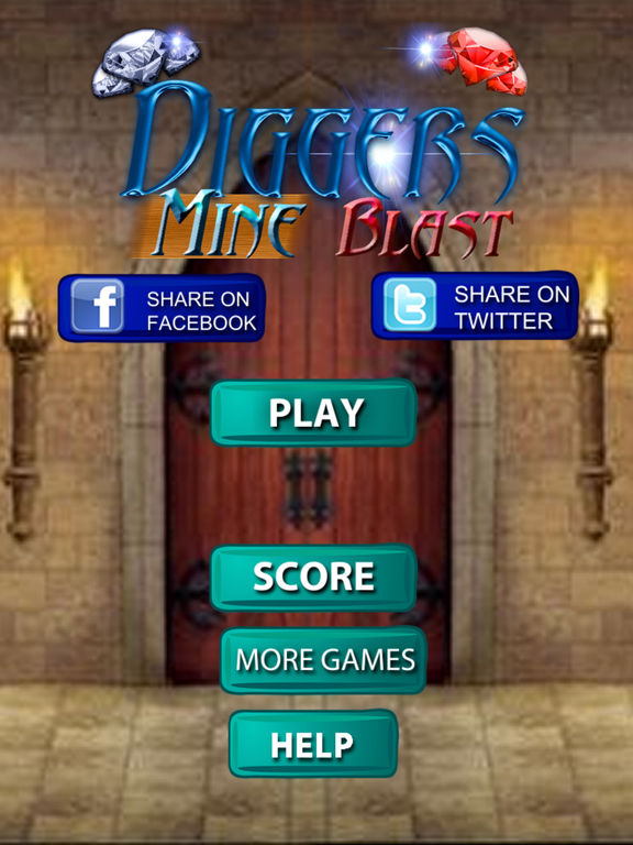 Diggers Mine Blast - Diamonds Blitz Aventure screenshot 6