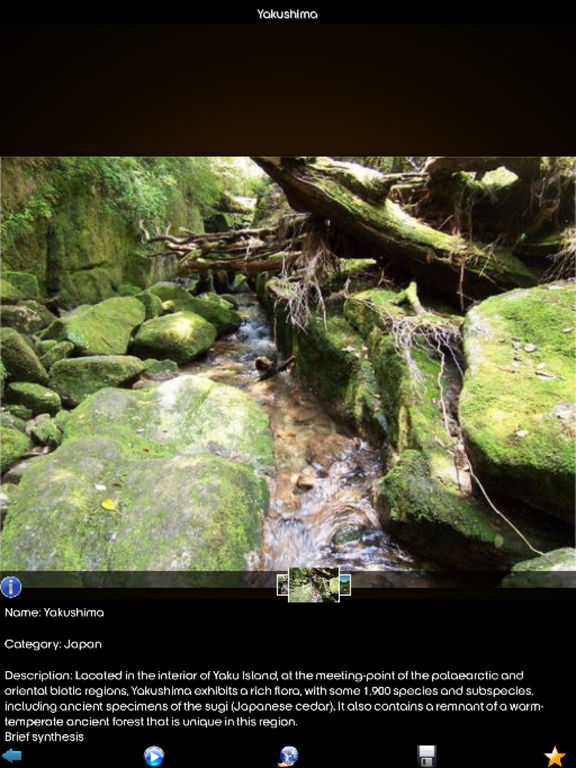 Japan Unesco World Heritage screenshot 6