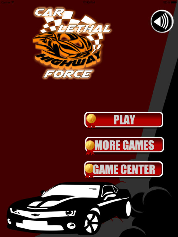 Car Lethal Highway Force - Unlimited Speed Amazing screenshot 6