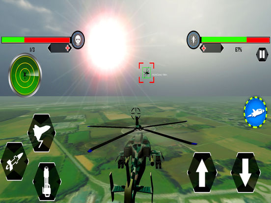 Helicopter Counter Strike : Top New free War-fare screenshot 7