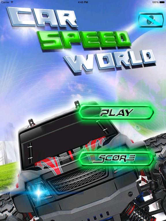 Car Speed World : Race Of Champion PRO screenshot 6