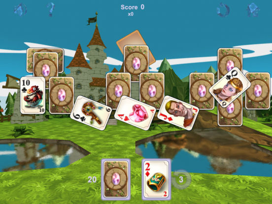 Chain Solitaire Royale screenshot 8