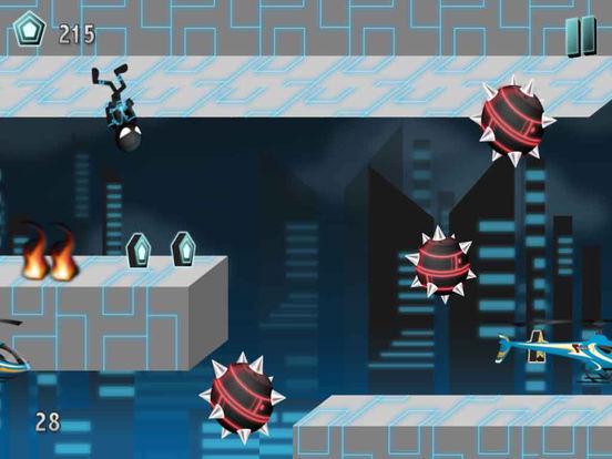 Absolute Stickman - Zero Gravity Edition screenshot 9