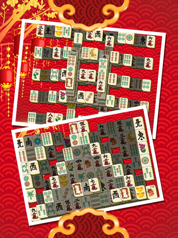 Mahjong Deluxe Free - Majong Tower Treasure Quest screenshot 8