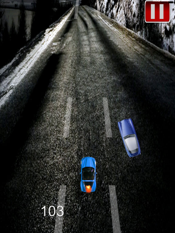 Clandestine Cars Race - A Hypnotic Game Of Driving screenshot 10