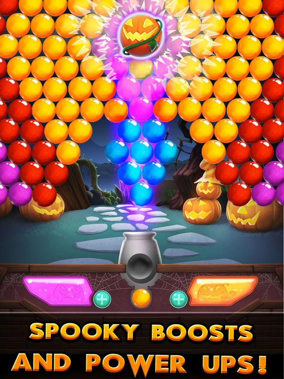 Bubble Shooter! Halloween screenshot 6