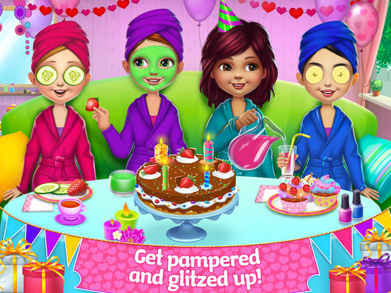 Spa Birthday Party! screenshot 7