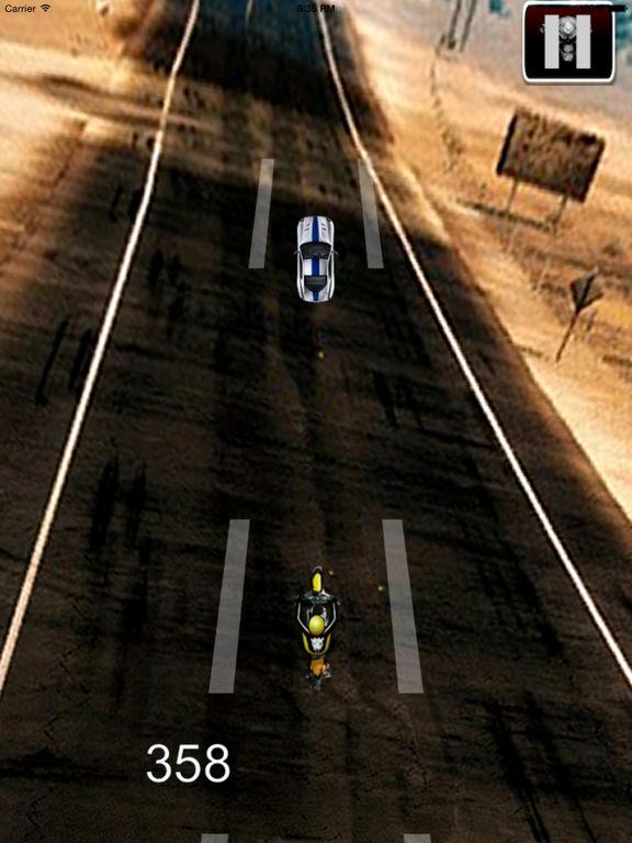 A Skill Motocross killer - Flames In Propeller Bike Game screenshot 7