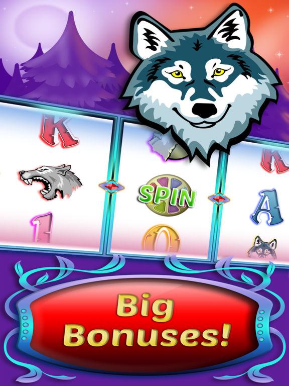 Wolf Sky Moon Slot Machine Free Best Casino Slots screenshot 6
