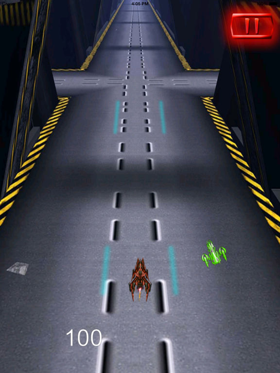 Driving Neon In Spacecraft Pro - Addictive Galaxy Legend Game screenshot 10